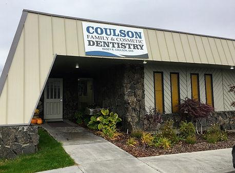 Coulson Family Dental, Moses Lake, WA, Dentist, Implant
