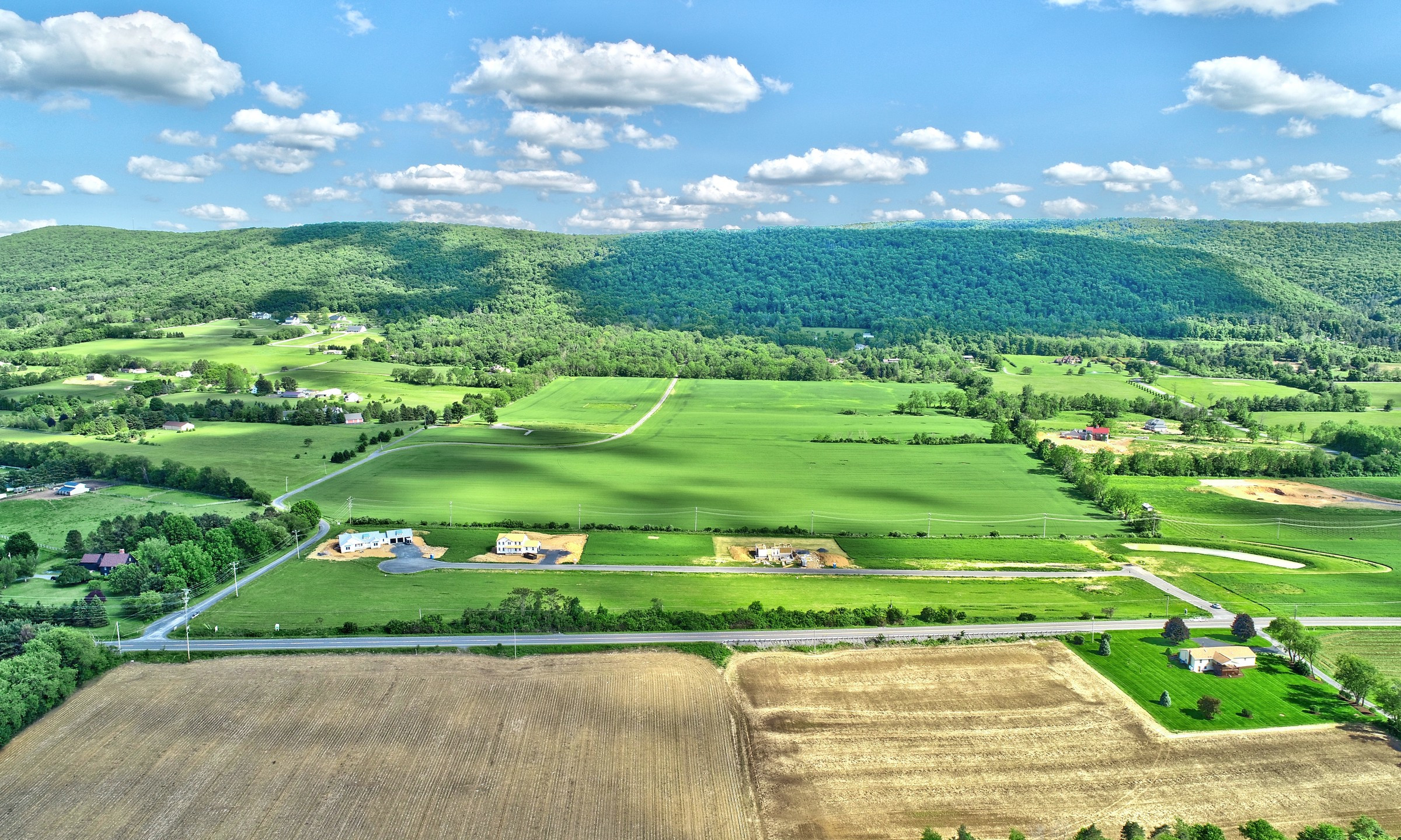 Aerial Community Photos