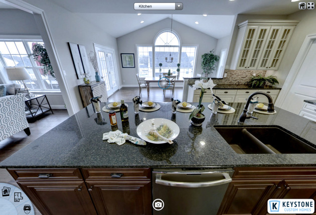 """Virtual Tour for """"The Ethan"""" Model Home"""
