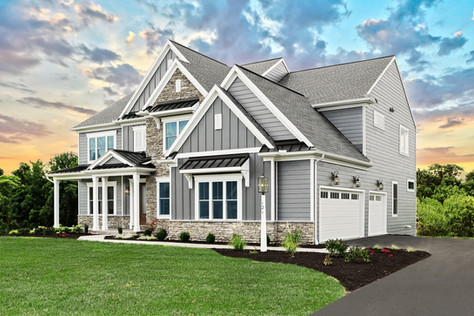 Parade of Homes Model Photography in Hummelstown