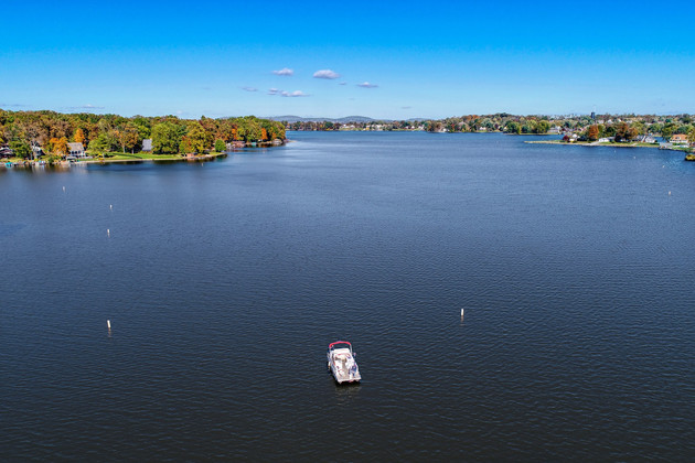 Aerial Photography at Lake Meade