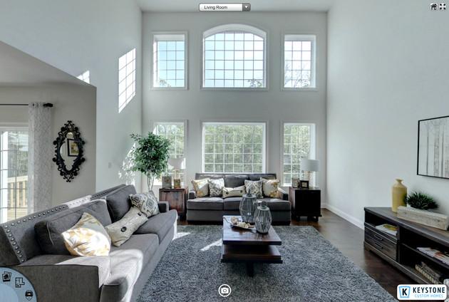 Explore This Keystone Custom Homes