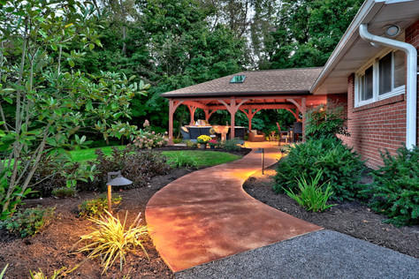 Landscaping & Hardscaping Photos & Video for Hively Landscapes