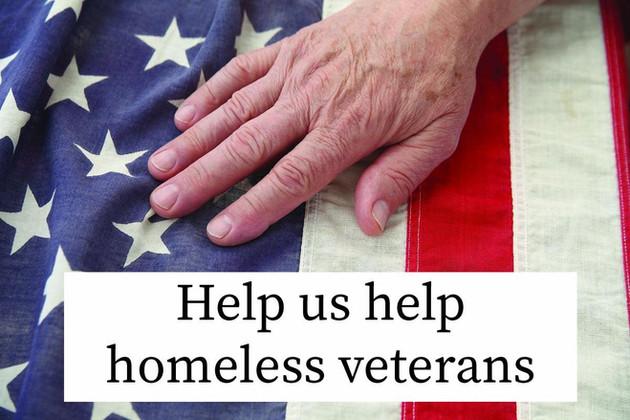 Veteran's Helping Hand Donation