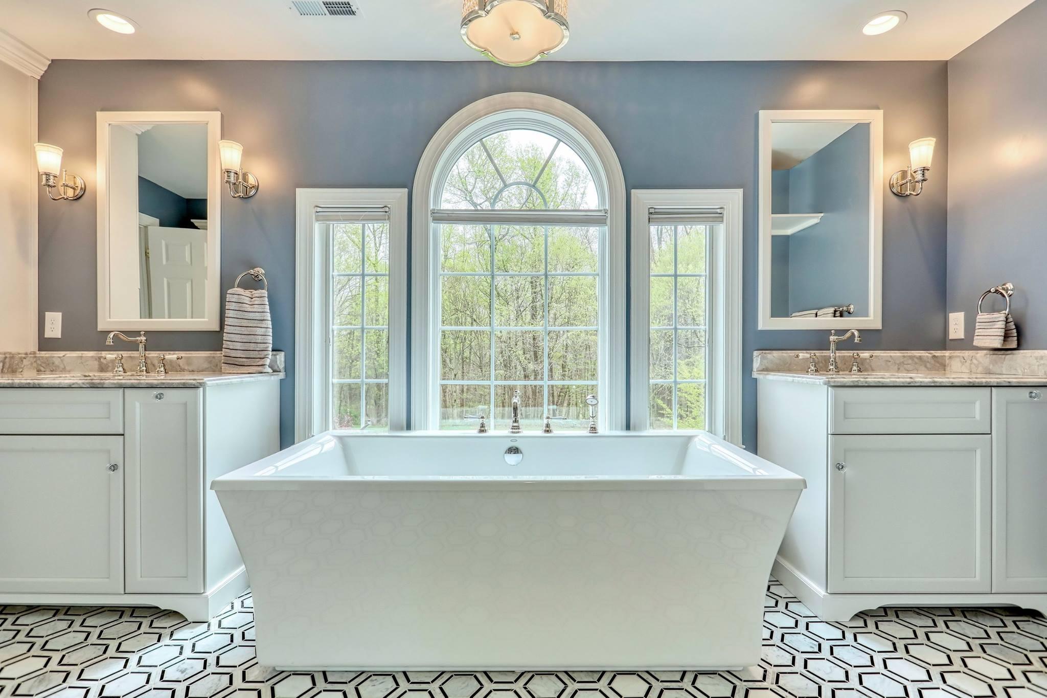 Bathroom Remodel Photography