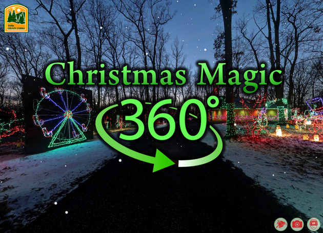 Christmas Magic at Rocky Ridge