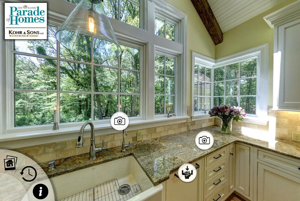 Real Estate Virtual House Tour