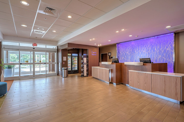 Fairfield Inn & Suites, Greenville, NC