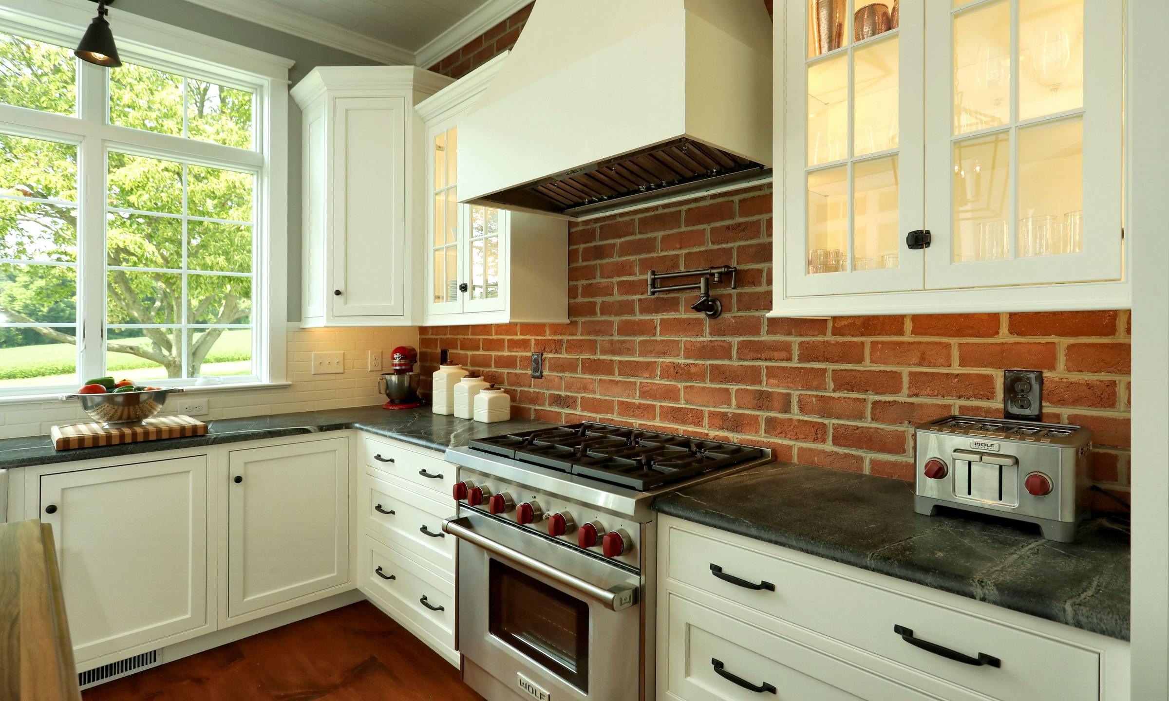 Gourmet Kitchen Remodel Photo Shoot