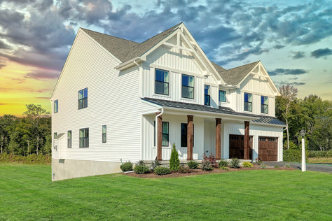 Model Home Photography in North East, MD
