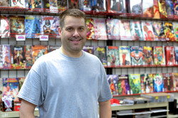 Comic Store West