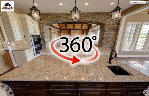 Virtual Tour for Aiello's Custom Homes