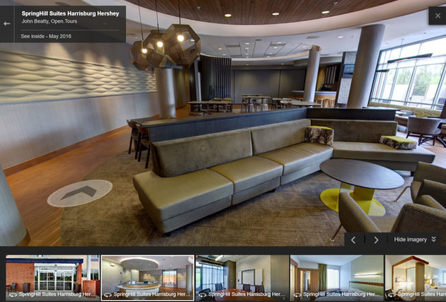 Springhill Suites Harrisburg See Inside