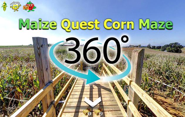 360 Corn Maze Challenge