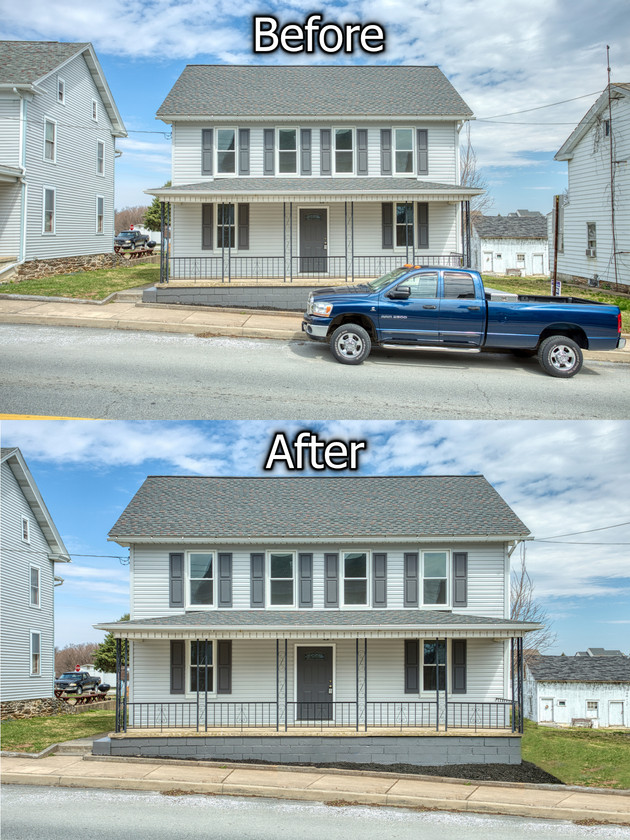 Real Estate Photography Tricks