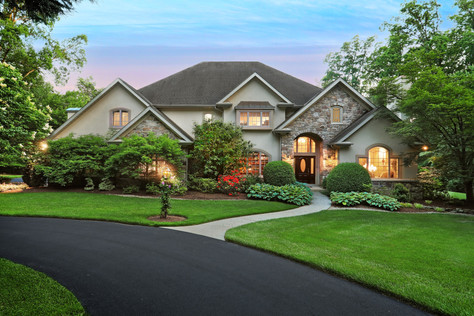 Luxury Home Photography in Hanover, PA