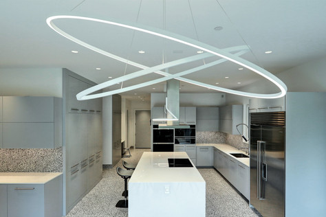 Post-Modern Kitchen Design Imagery