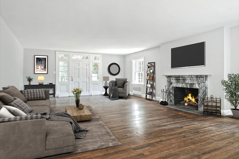 Recent Virtual Staging Project