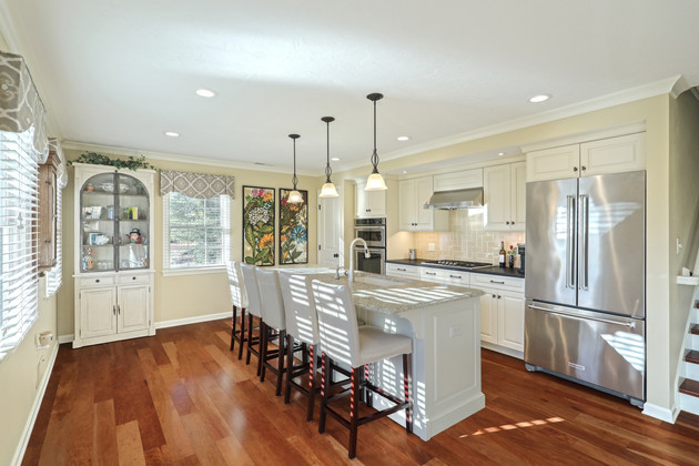 Interior Remodeling Photography