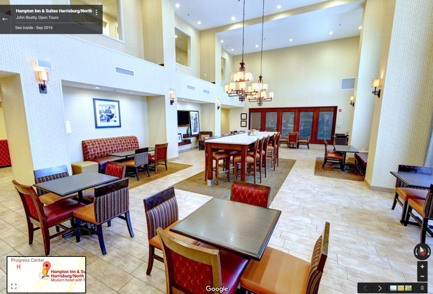 Hampton Inn & Suites Virtual Tour