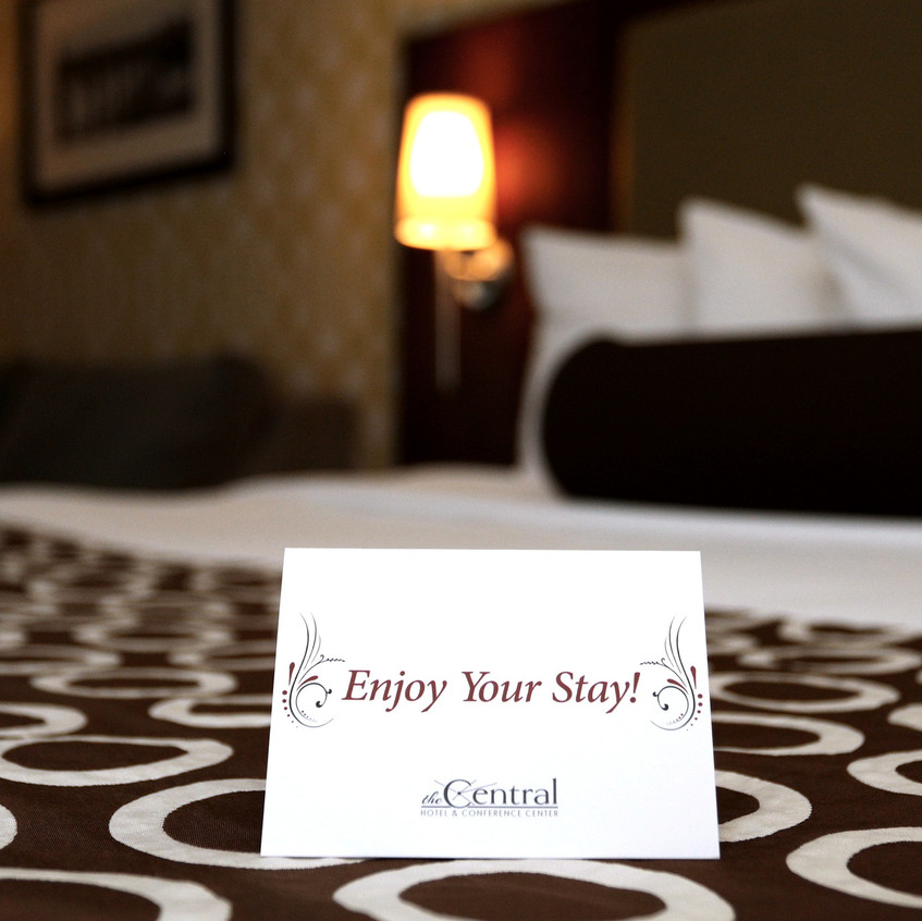 Professional hotel photography