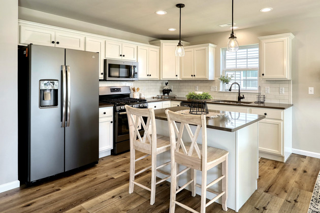 Model Home Photos in Mechanicsburg, PA