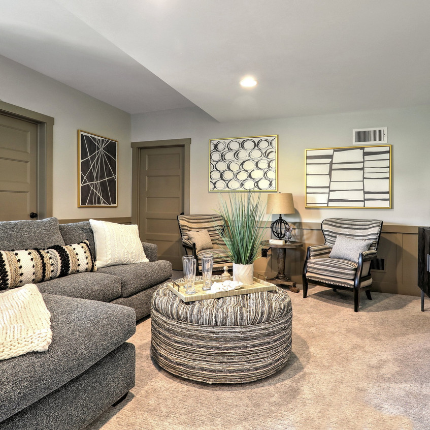 Model Home Photography