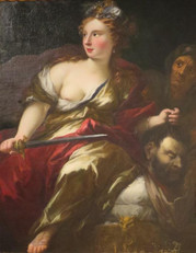 Fig. 7, Pietro Dandini, Judith et Holopherne, Toile, (vers 1670-1680), collection privée