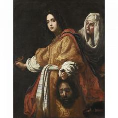 Fig. 3 Attribué à Cesare Dandini d'après Cristofano Allori, Judith et Holopherne, Toile, collection privée