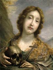 Fig. 8 Cesare Dandini, Sainte Marie Madeleine pénitente, Toile, collection privée
