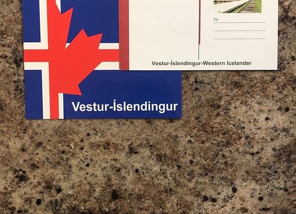 Riverton Post Card