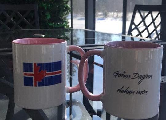 Elskan Min Mug