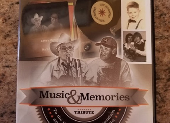 Music & Memories DVD