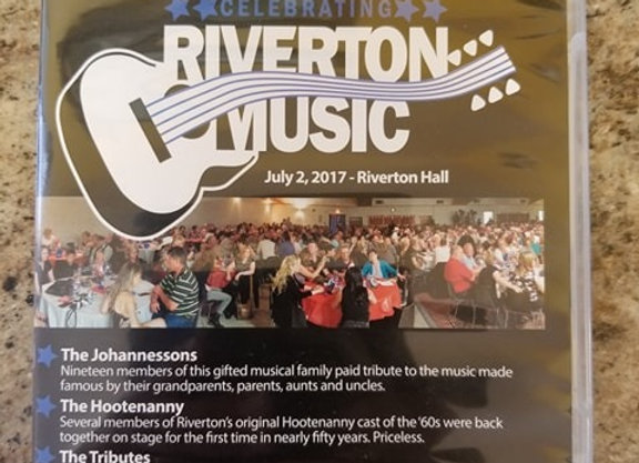 Riverton Hootenanny DVD
