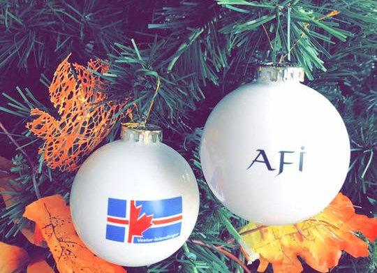 Afi Christmas Ball