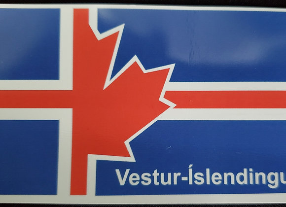 Heimaland Sticker