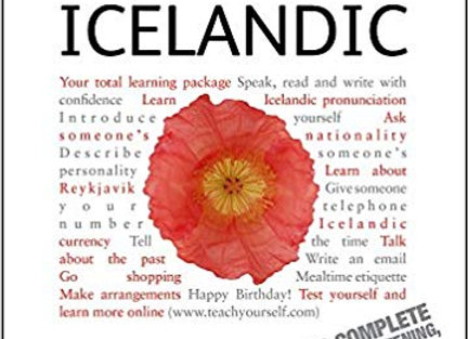 Complete Icelandic Learning Book