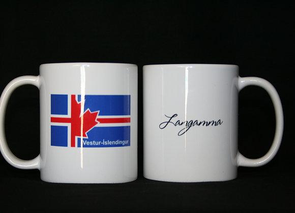 Langamma Mug