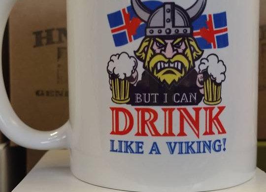 May Not Be Icelandic Mug