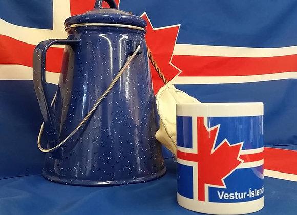 Vestur-Islendingur Mug