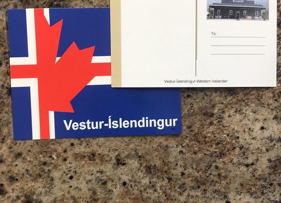 Hnausa GS Post Card