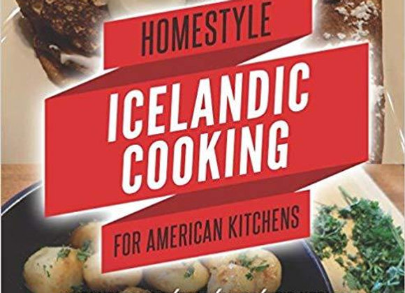 Icelandic Cooking Cook Book