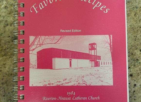 Pink Cook Book