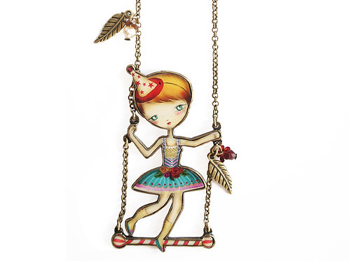 Swing Equilibrist Necklace