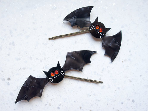 Vampires Hairpins