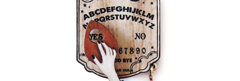 Broche Tabla ouija