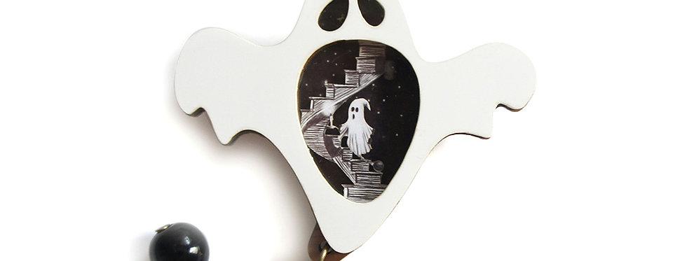El fantasma de la escalera