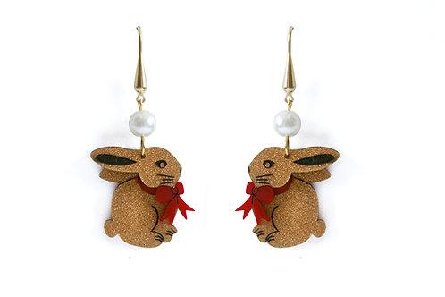 Pendientes Conejos de Pascua