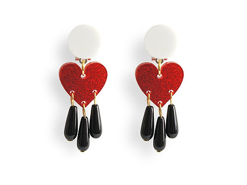 Dream of Love Earrings