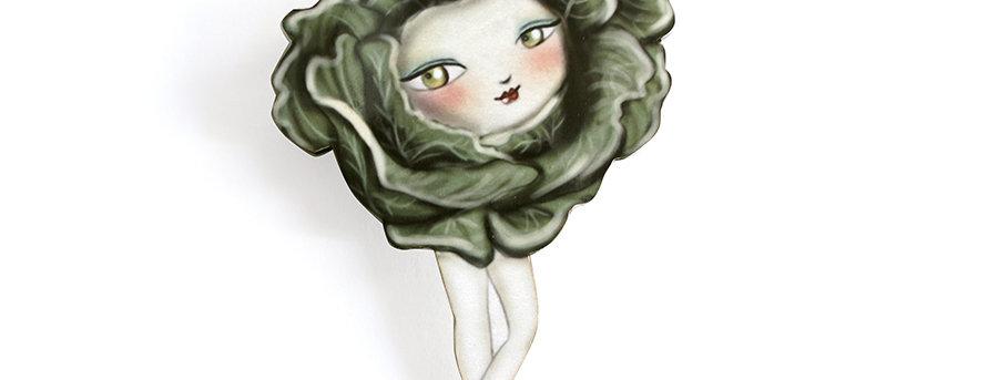 Doña coliflor